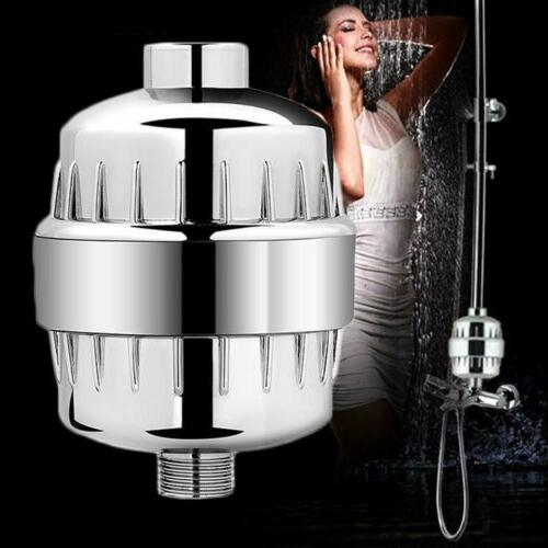 Shower Filter Water Softener Chlorine Purifier Universal