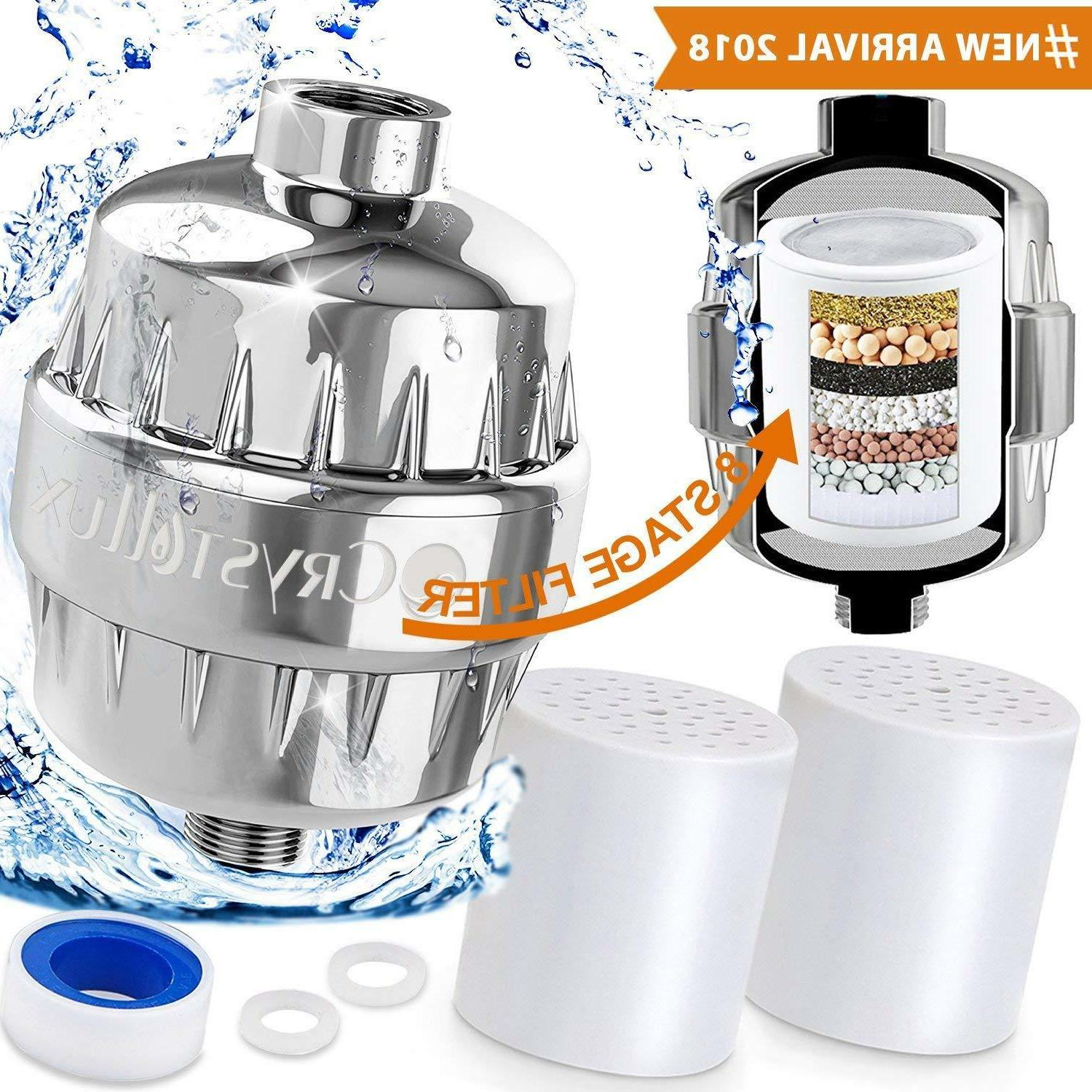 shower filter water softener hard water filter