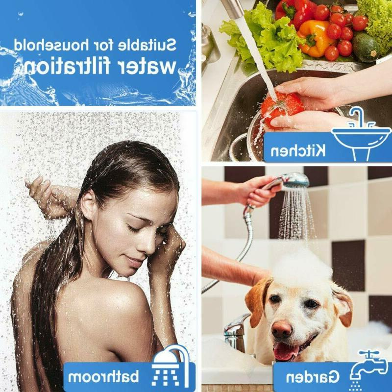 Shower Head Filter Water Softener Universal Chlorine