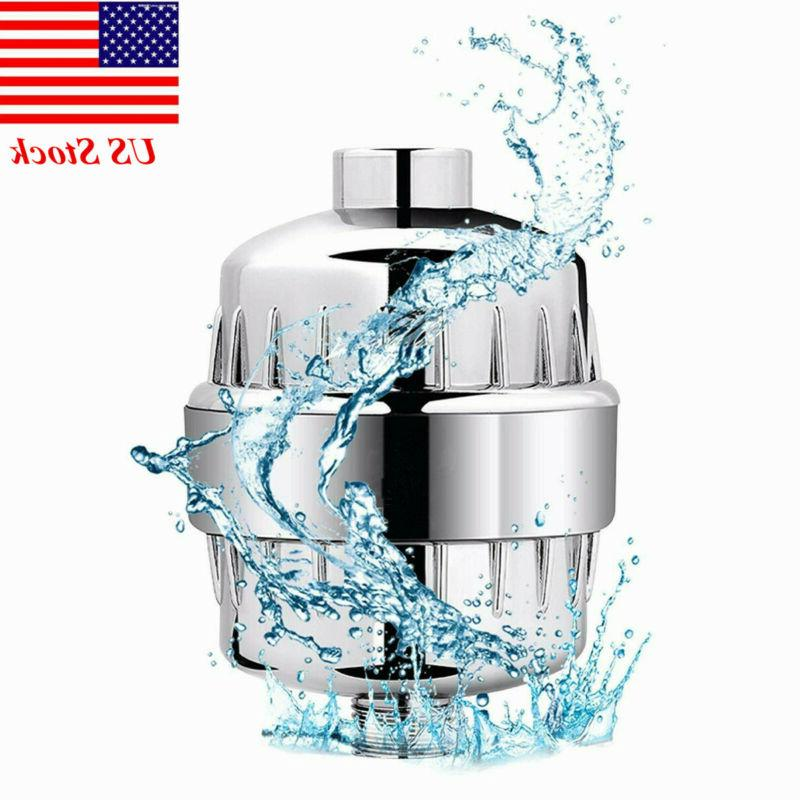 shower head filter hard water softener 10