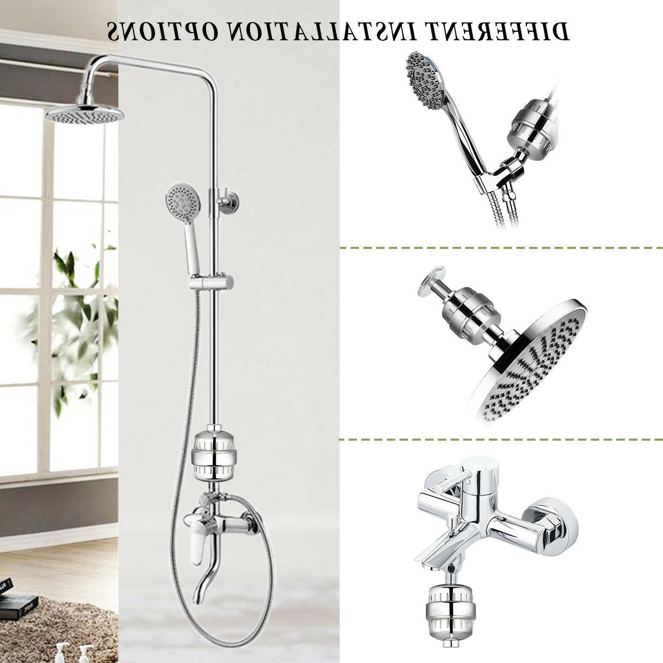 Shower Removal
