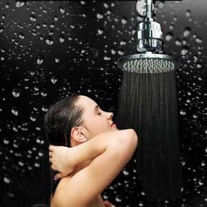 Shower Head Softener Water Chlorine Removal
