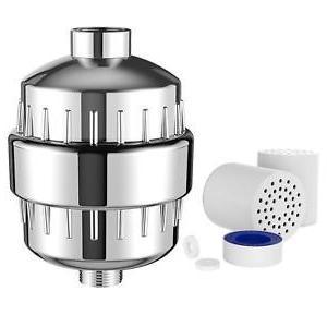shower head filter purifier softener hard water
