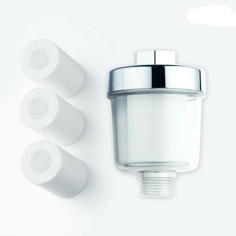 Shower Filter Softener Bath Purifier Universal