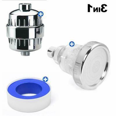Shower Head Softener Purifier Universal