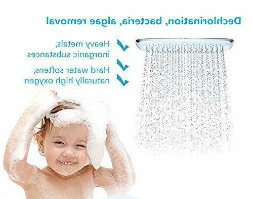 Shower Water Softener Chlorine Universal