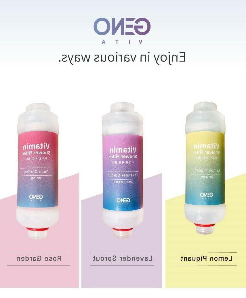 Shower Filter, Vitamin Purifying