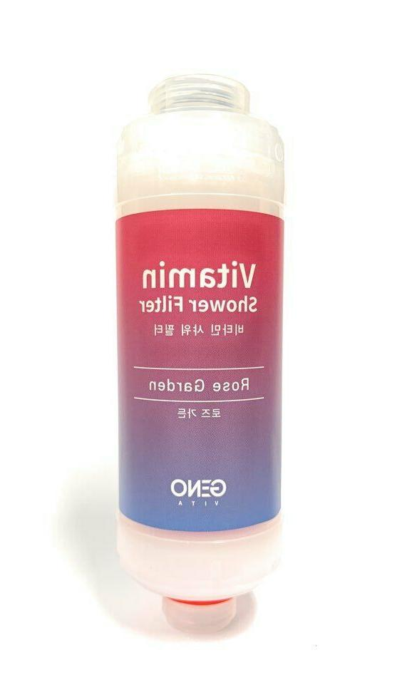 shower softener hard water filter vitamin c