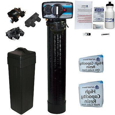 simple space saving water softener fleck 5600
