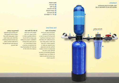 Austin Springs by Aquasana Salt-Free Water Filtration Soften