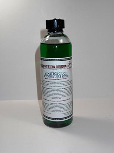 Water Softener Restorer and Cleaner