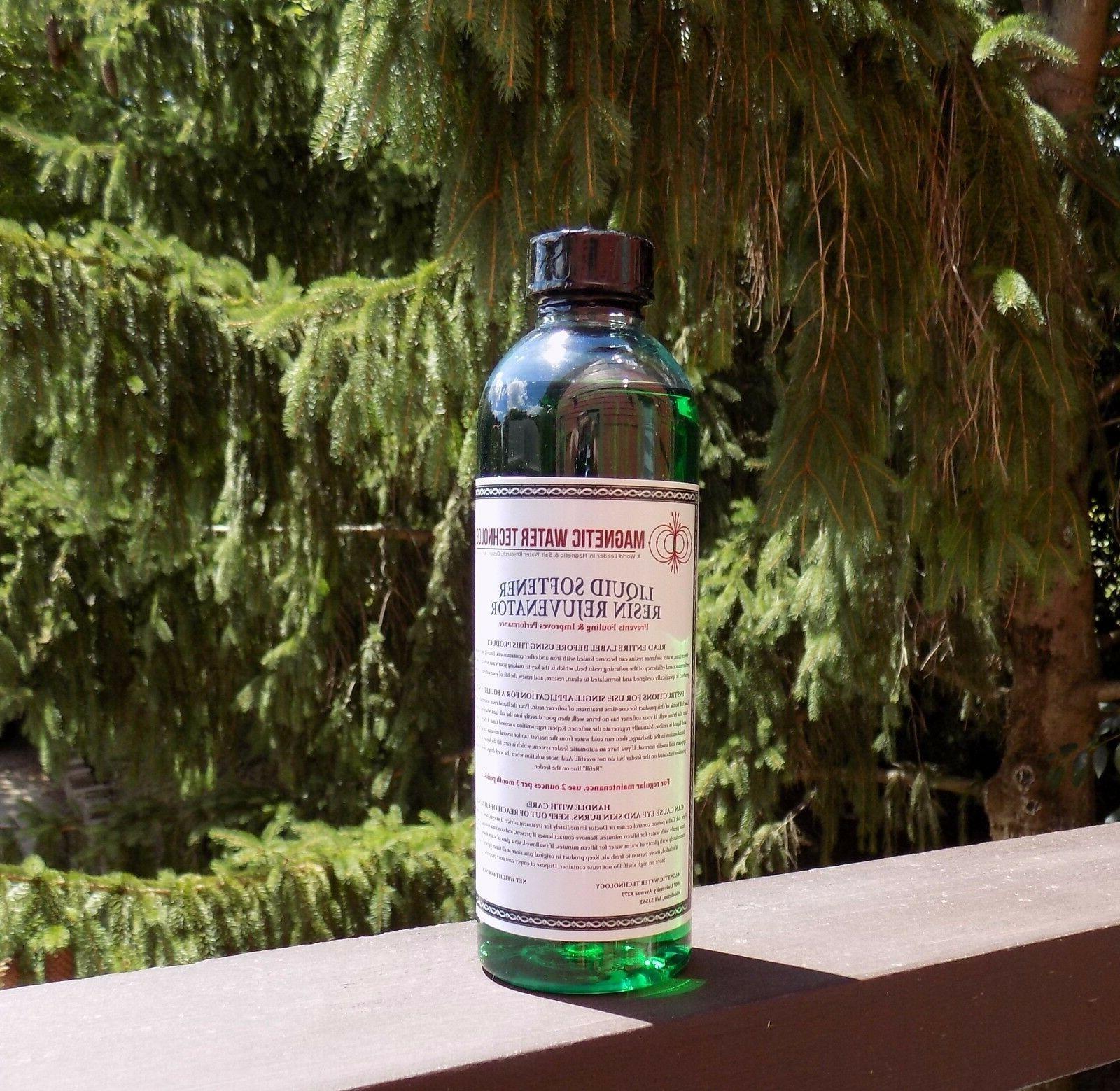 softener repair resin restorer cleaner