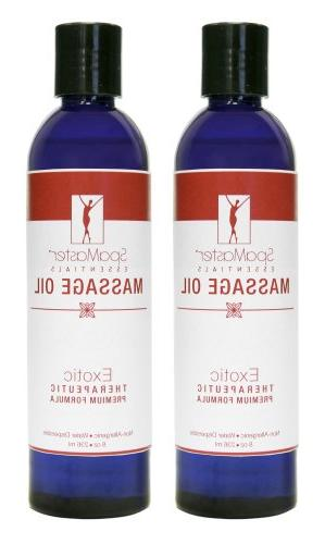spamaster essentials exotic oil
