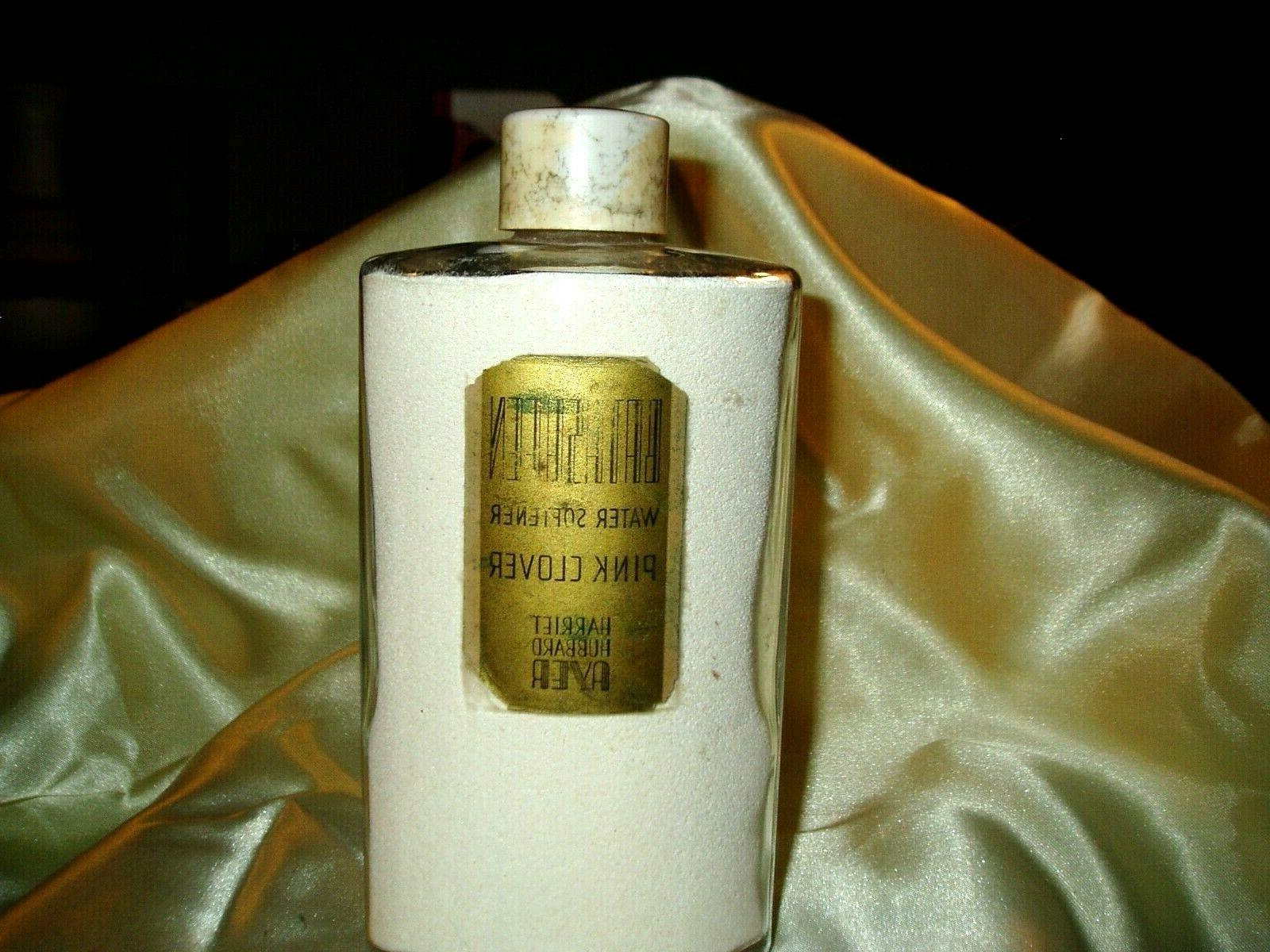 vintage bath sheen water softener harriet hubbard