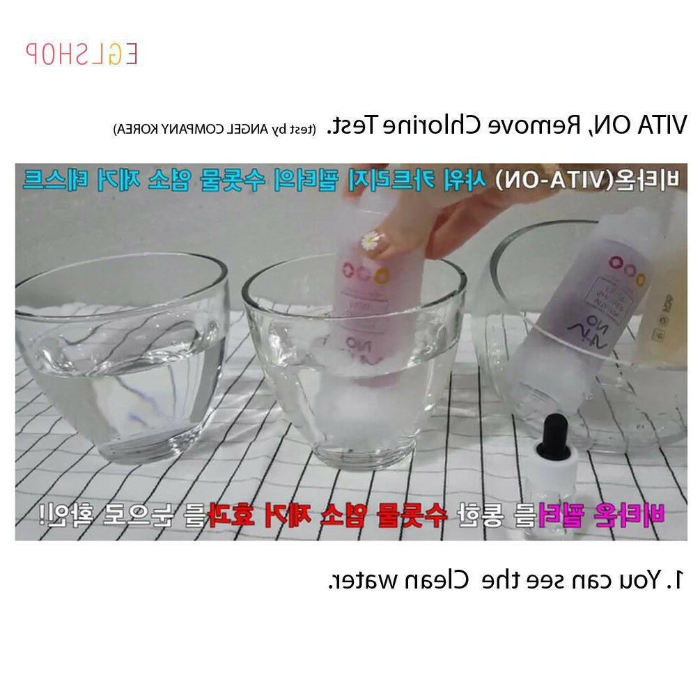 Vitamin Bath Water Purifier