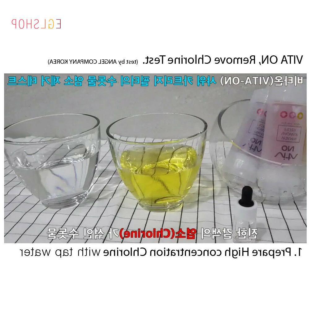Vitamin Shower Bath Water Filter Purifier Remove Chlorine