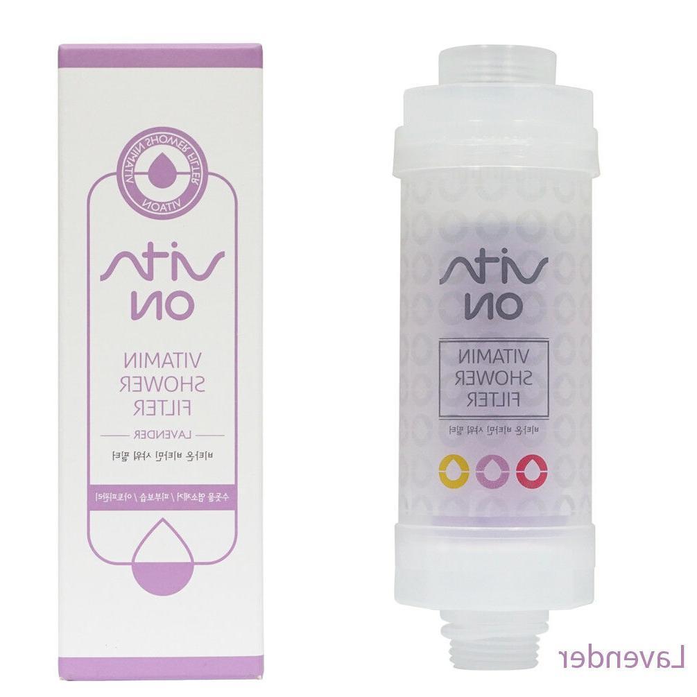 Vitamin Shower Water Remove Chlorine