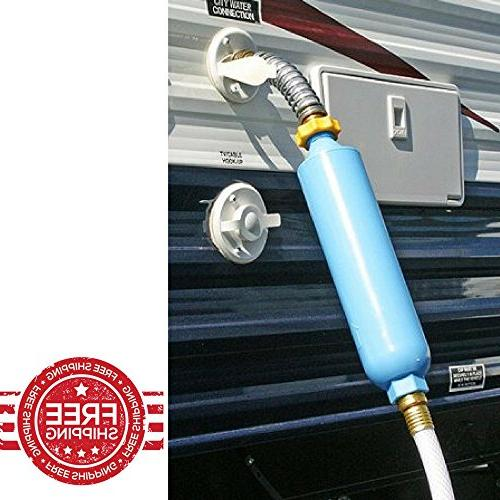 Water Softener Drinking Portable Style Cartridge Garden Camping Water Hole Season Protector by