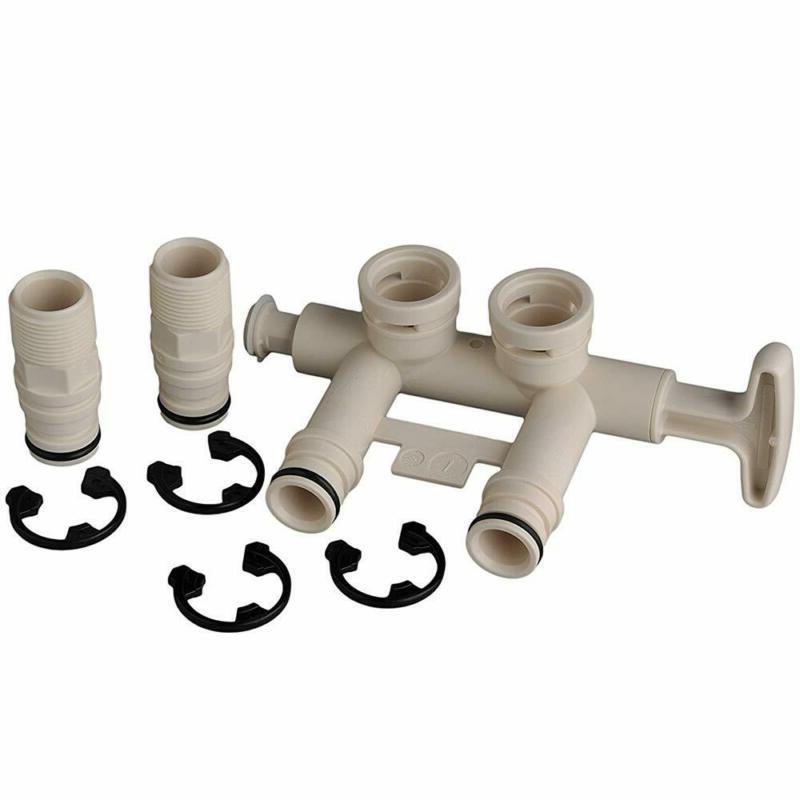 water softener 3 4 bypass valve assembly