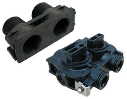 Fleck Plastic Bypass Water softener parts