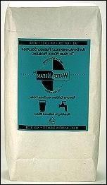 WATERKLEAN Natural Water Softener Filter Media: 2 lb Safe, N
