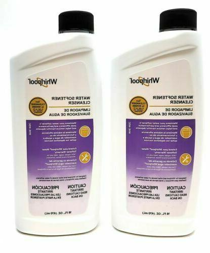water softening cleanser formula harmful