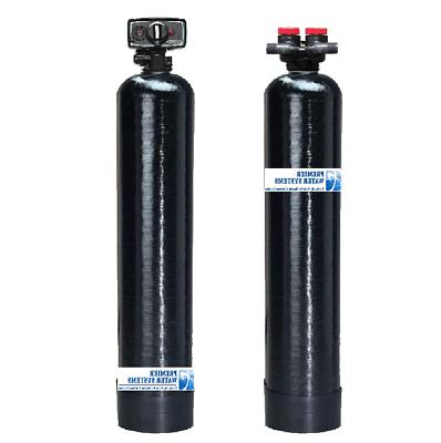 Whole House Salt Free Water Softener 15 GPM + Carbon Filtrat