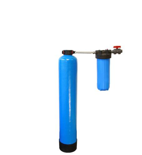 whole house salt free water softener system