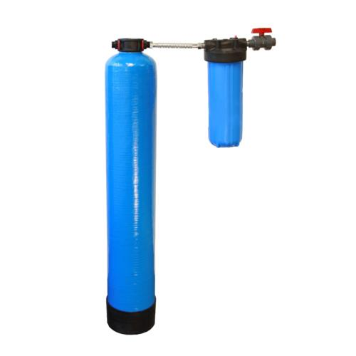 Tier1 Whole House Salt Free Water Softener System for 3-6 Ba