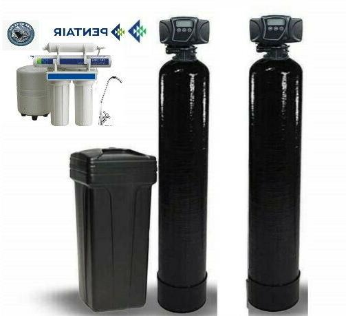 whole house water filter catalytic carbon