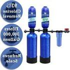 Aquasana Whole House Water Filter Chlorine Soft Salt-Free Wa
