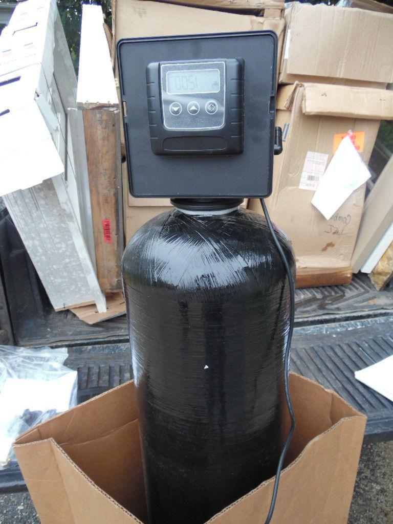 whole house water softener system tank proflosxt