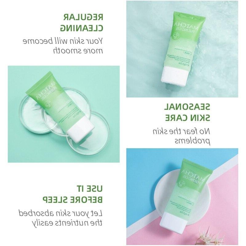 WholesaleMoisturizing Anti-Wrinkle Shrinking Facial Matcha Gel