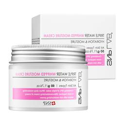 SNP Lab+ - Triple Water Whipped Moisture Cream - Skin Soften