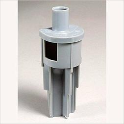 Mr. Drain Universal Water Softener Air Gap Drain For 1 1/2¨