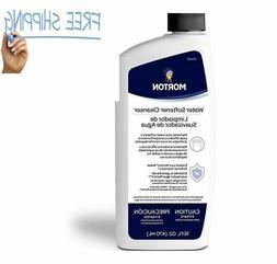 Morton MWSC Universal Water Softener Cleanser All Purpose Li