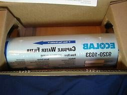 New ECOLAB 315CAT 9320-1033 in Line Water Softening Capsule