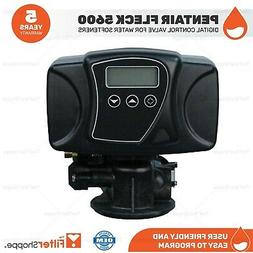 Pentair Fleck 5600 Digital Control Valve for Water Softeners