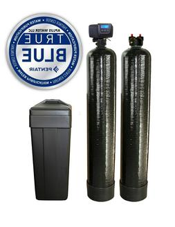 Pentair Fleck 5600sxt 64,000 Water Softener & Upflow Carbon
