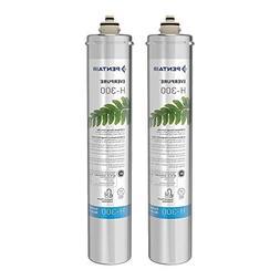 Pentair Everpure H-300 Undersink Water Filter Replacement Ca