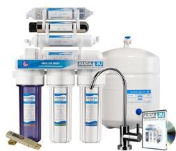 NU Aqua Platinum Series 7 Stage Alkaline and UV Ultraviolet