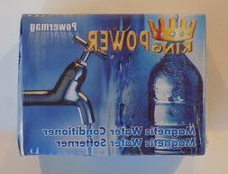 Powerful High Quality No-Salt Neodymium Magnetic Water Softe