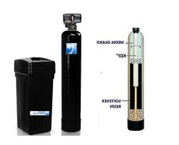 PREMIER WELL WATER SOFTENER + IRON FILTER WATER SYSTEM KDF 8