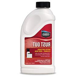 PRO RUST OUT Water Softener Cleaner and Rust Remover. Mainta
