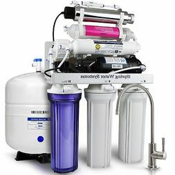 rcc1up ak 7 stage 100gpd reverse osmosis