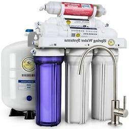 iSpring RCC7AK 6-Stage Water Filter System