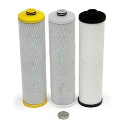 Replacement Filter Under Counter Water Filtration System 3-S