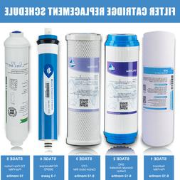 Reverse Osmosis 5 Refill filter fit APEC/iSpring Undersink R