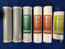iSpring Reverse Osmosis RO Replacement Water Filter Pack GAC