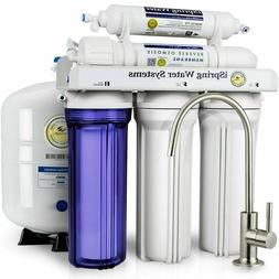 iSpring Reverse Osmosis Water Filter System 5 Stage 75GPD -